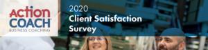 2020 client satisfaction
