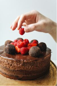 baking the perfect cake - marketing success